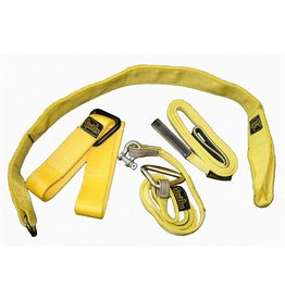 Spud, Inc. Straps & Equipment Sled Strap Package