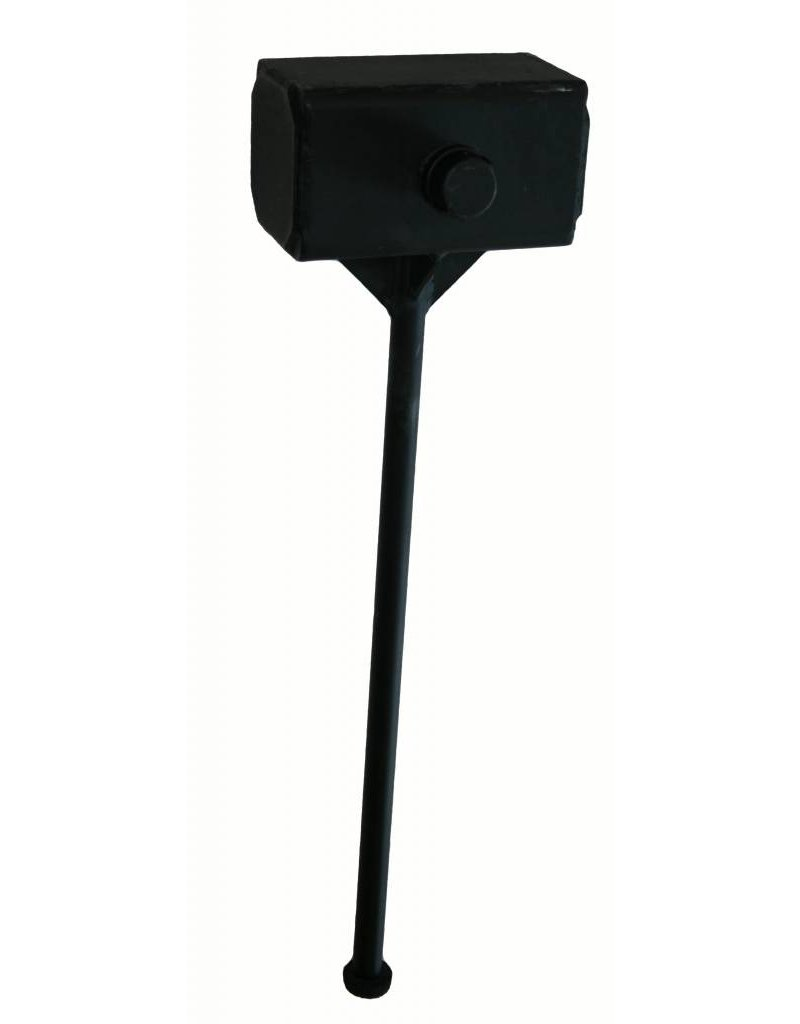 Spud, Inc. Straps & Equipment Sledge Hammer Adjustable Weight
