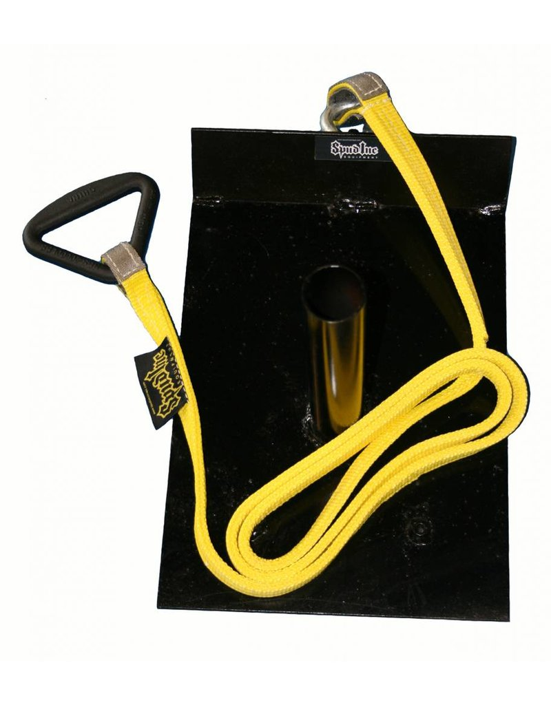 Spud, Inc. Straps & Equipment Sled Package