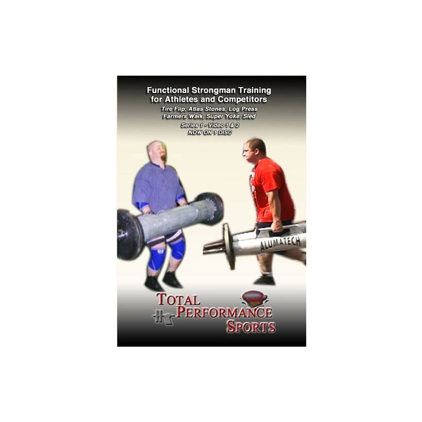 Functional Strongman Training