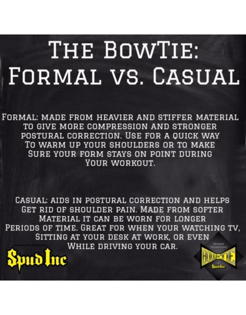 Spud, Inc. Straps & Equipment Bowtie Casual