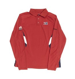 Reebok LONG SLEEVE POLO