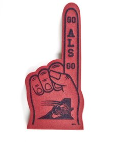 Hunter FOAM FINGER - RED