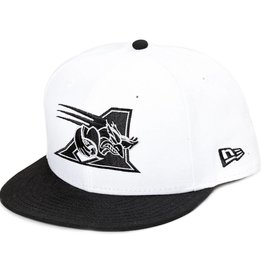 New Era 5950 WHITE CAP