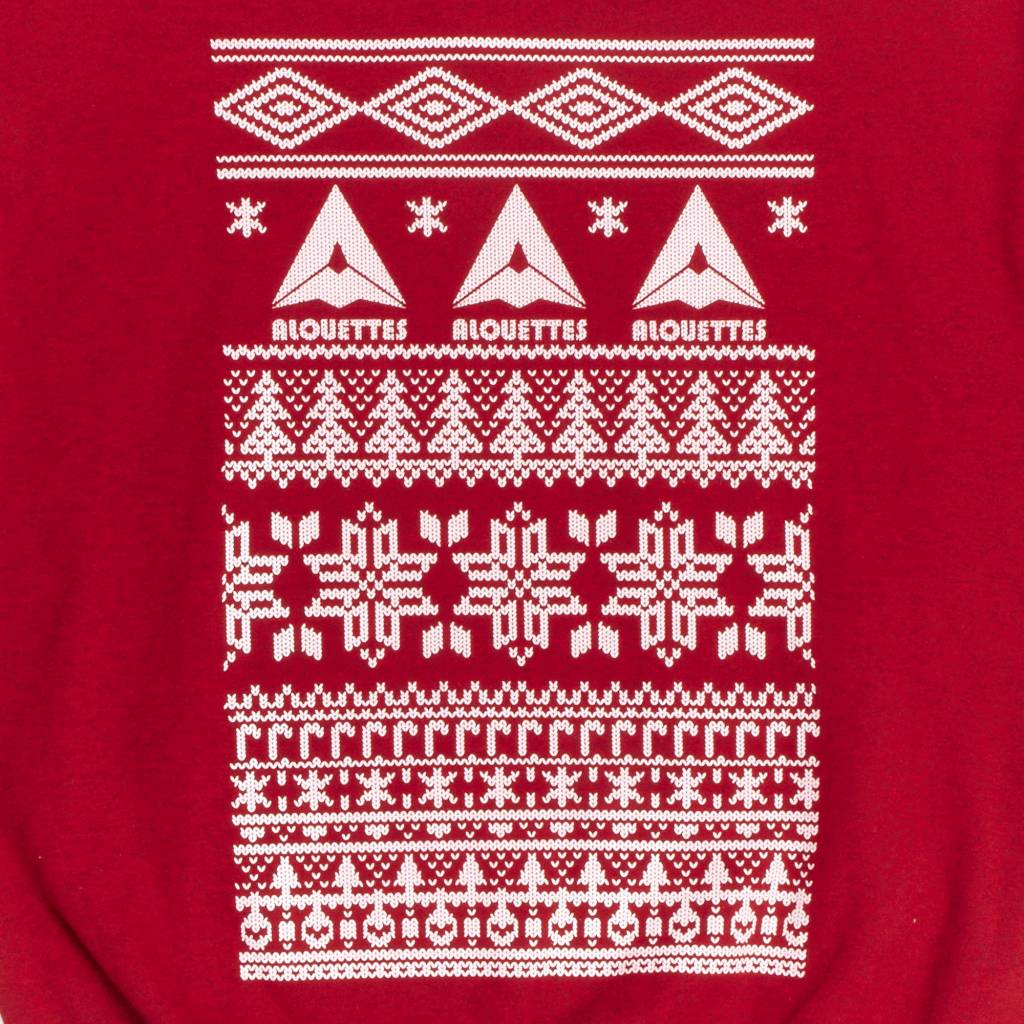 Sports Experts UGLY CHRISTMAS SWEATER