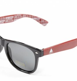 Pop Headwear RED SUNGLASSES