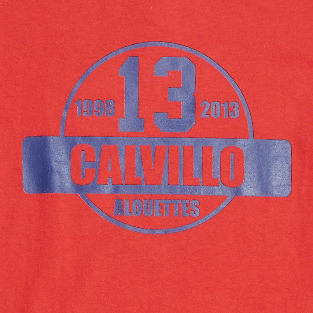 AlsFC CALVILLO RETIRE T-SHIRT