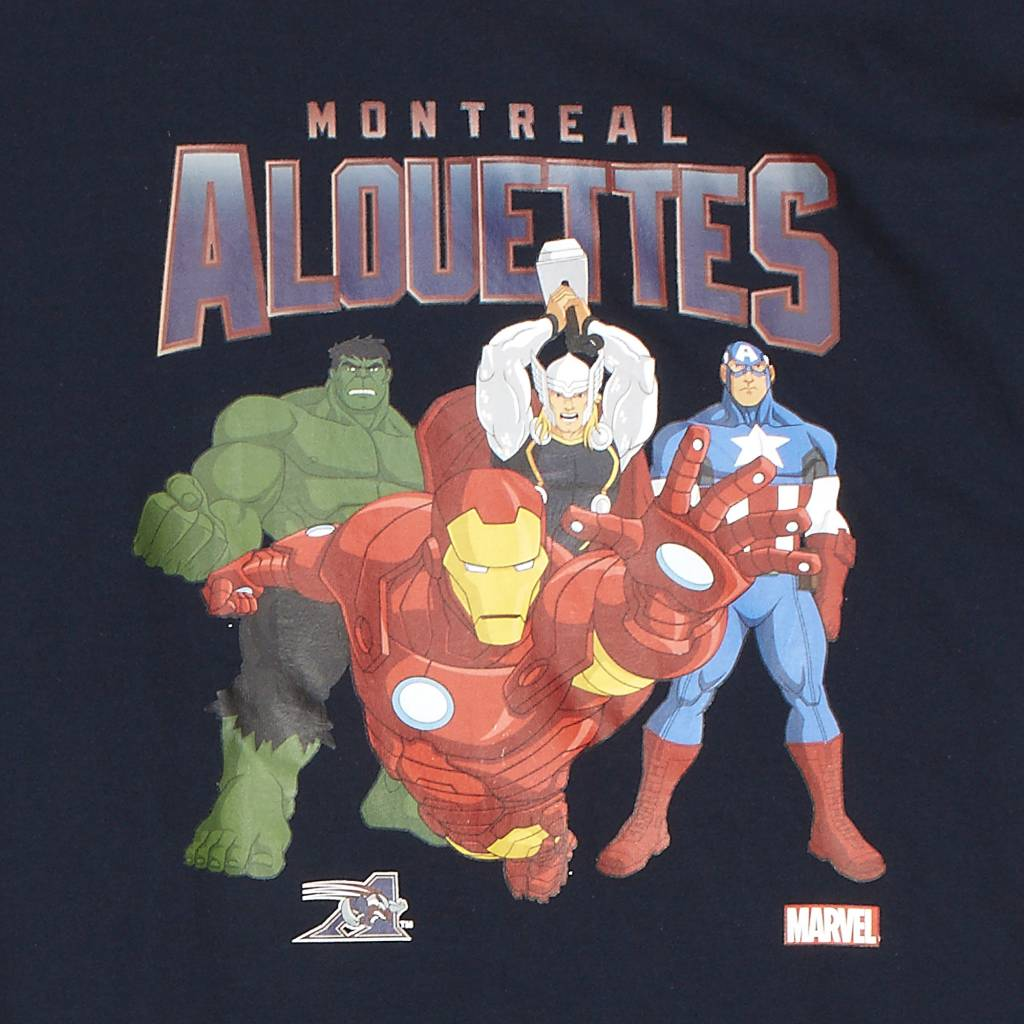 Bulletin AVENGERS ADULT SHIRT