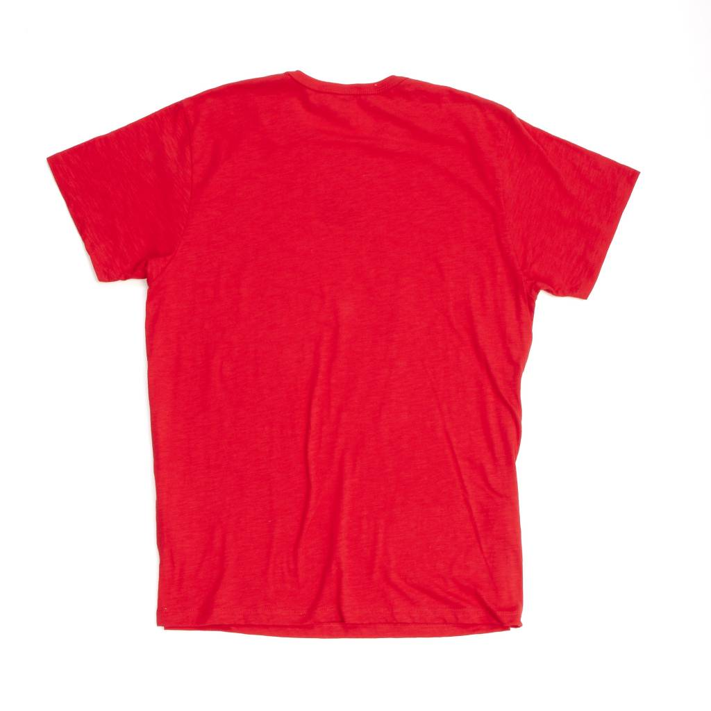 Bulletin D-STRESSED MTL RED T-SHIRT