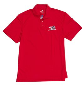 Levelwear OMAHA RED POLO