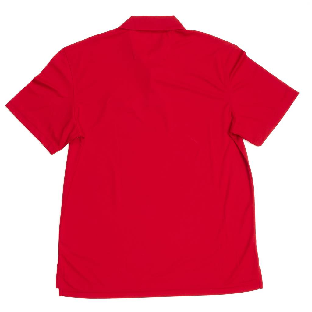Levelwear POLO OMAHA ROUGE HOMME