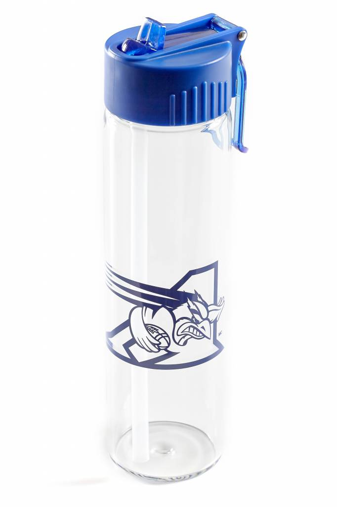 Funkins GLASS WATER BOTTLE