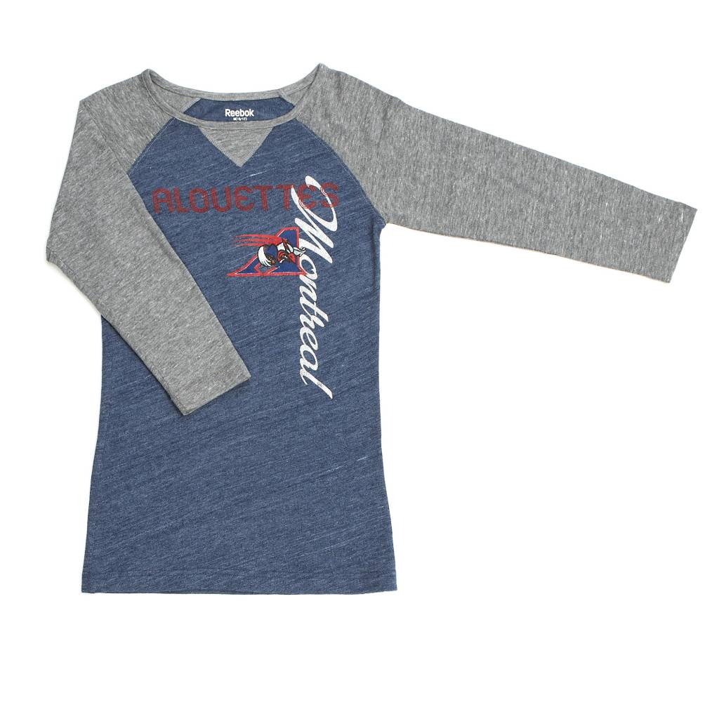 Reebok SILVER HEATHER SHIRT