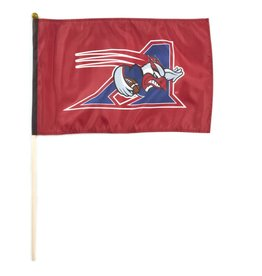 Hunter FLAG ON A STICK - RED