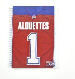 AlsFC CAHIER ALOUETTES