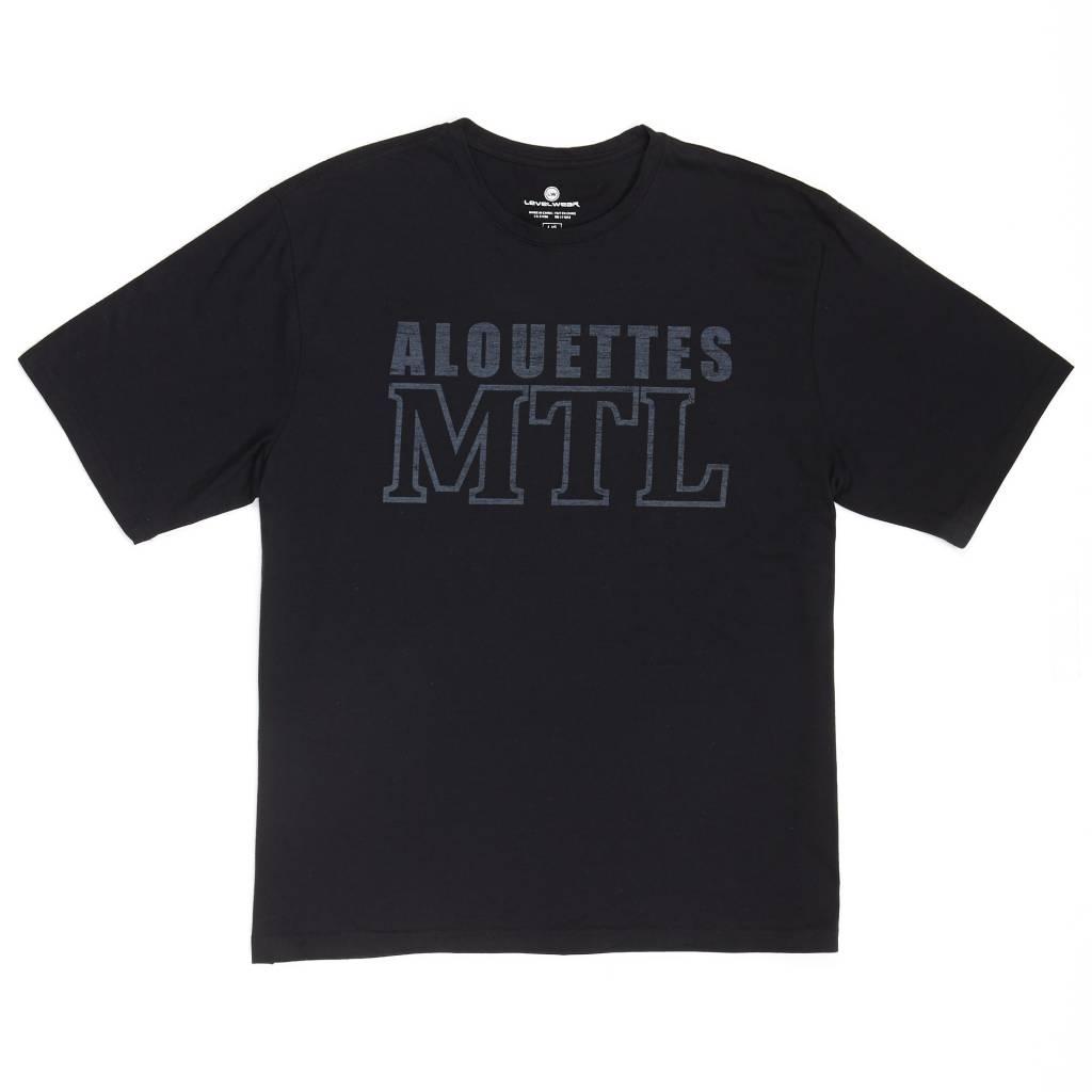 Levelwear YOUTH MTL SHADOW SHIRT