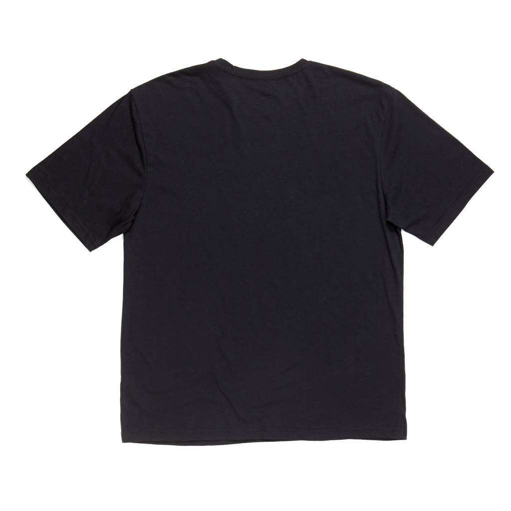 Levelwear RIPPED SHIRT - BLACK