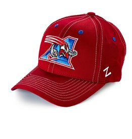 Zephyr RED STAPLE HAT