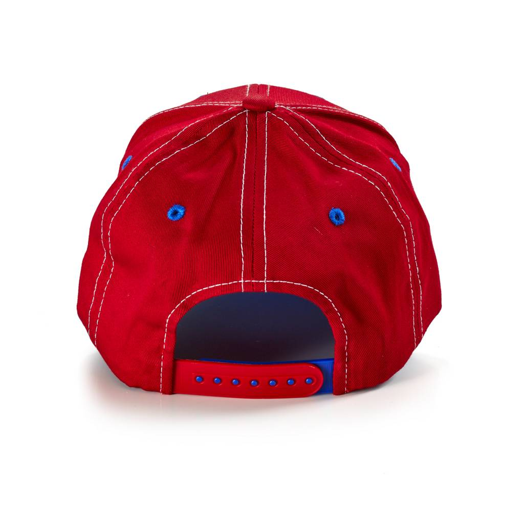 Zephyr RED STAPLE HAT
