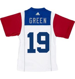 Adidas SJ GREEN ADIDAS AWAY JERSEY