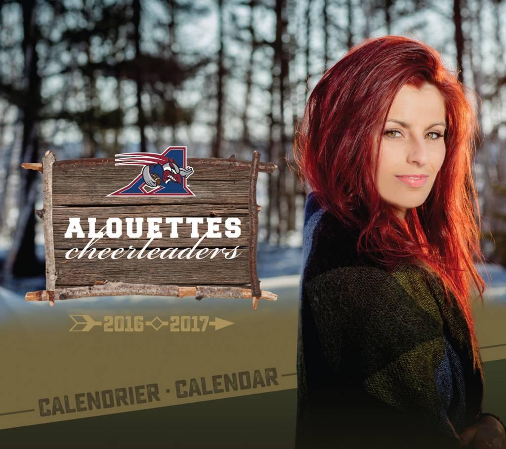 AlsFC CALENDRIER DES CHEERLEADERS 2016