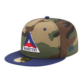 New Era SJ GREEN CAMO HAT