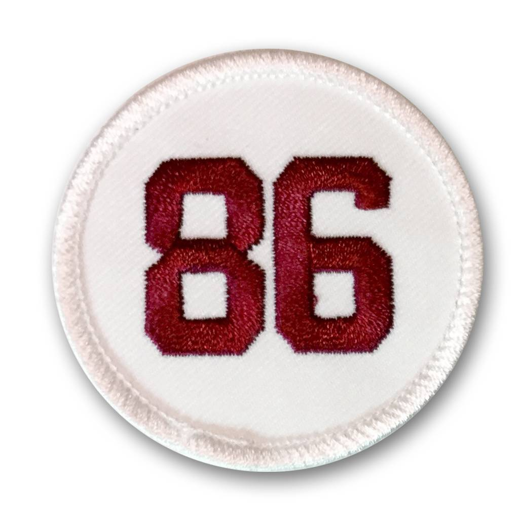 AlsFC #86 PATCH - BEN CAHOON