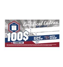 AlsFC CARTE-CADEAU 100$