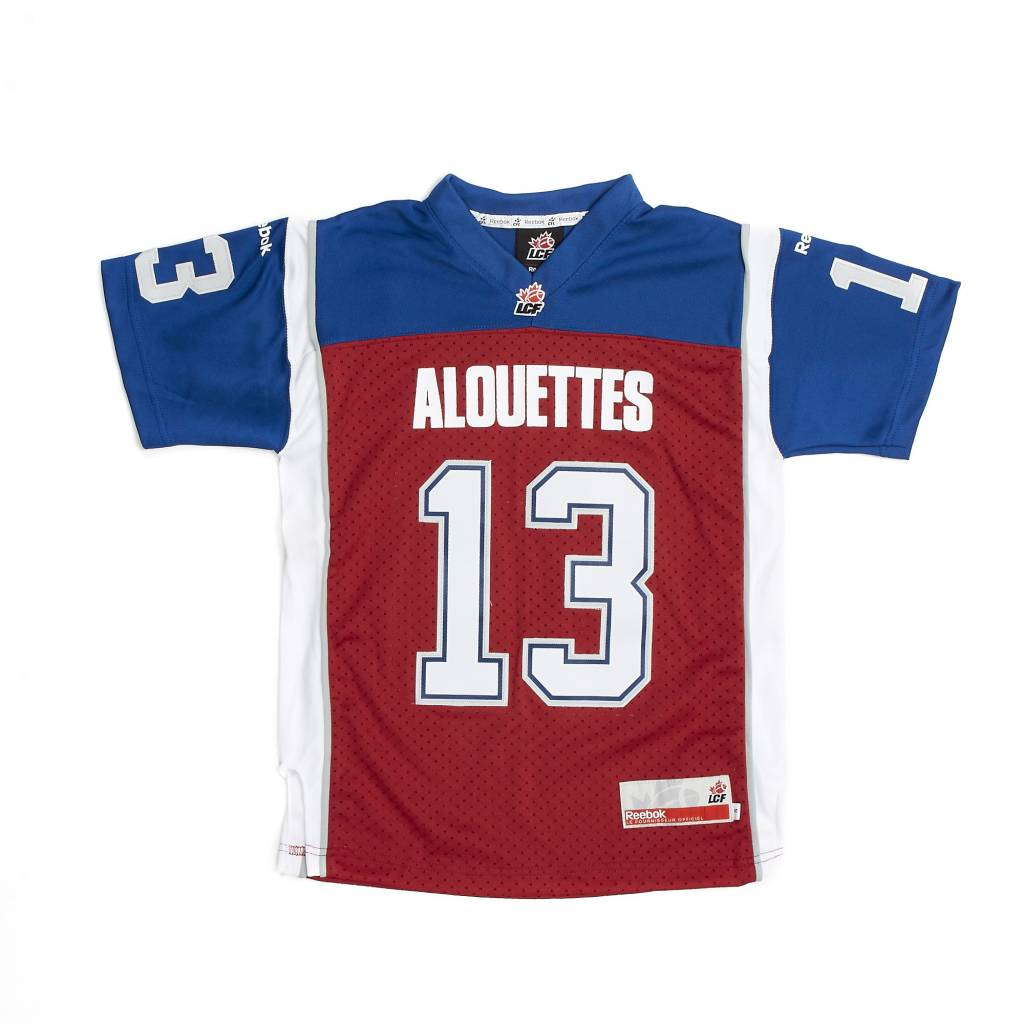 Reebok STITCHED YOUTH CALVILLO JERSEY