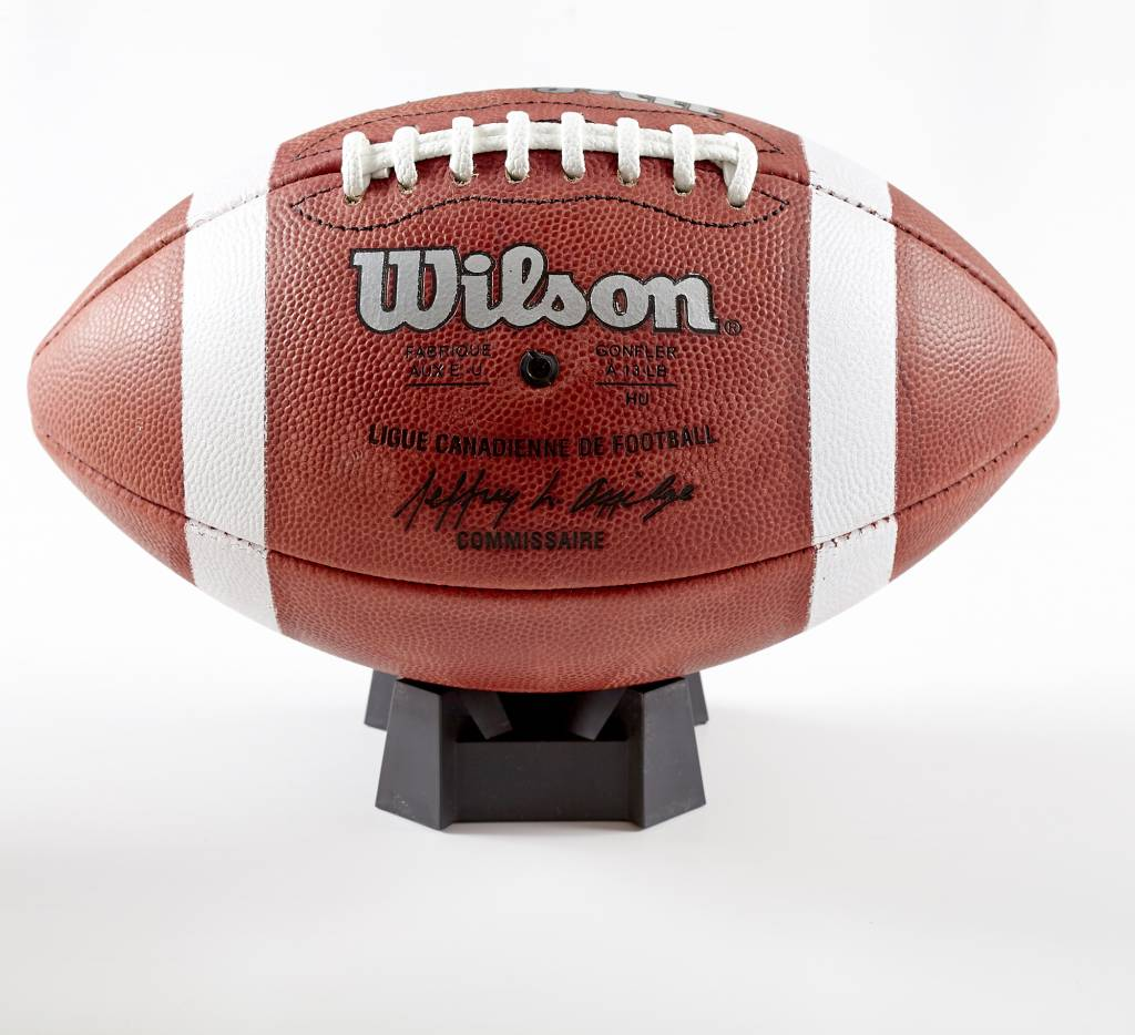 Wilson SIGNED JOHN BOWMAN FOOTBALL