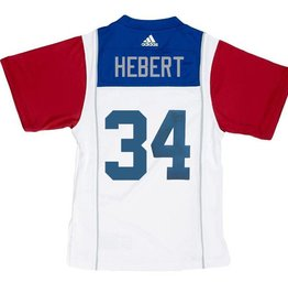 Adidas SIGNED HEBERT AWAY JERSEY