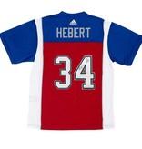 Adidas SIGNED HEBERT HOME JERSEY
