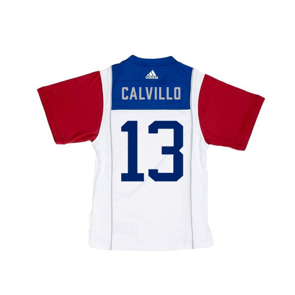 Adidas ANTHONY CALVILLO ADIDAS AWAY JERSEY