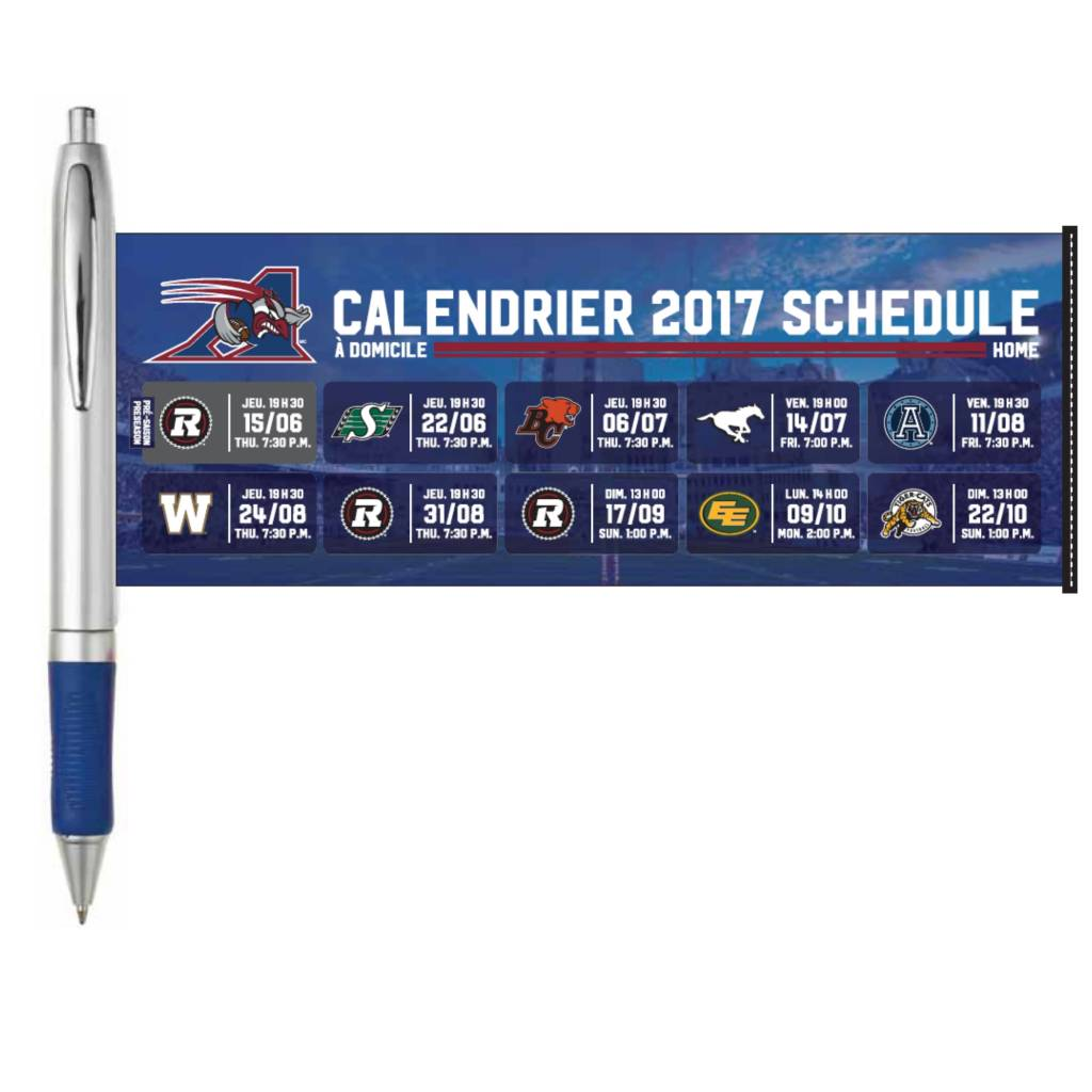 Funkins STYLO CALENDRIER 2017