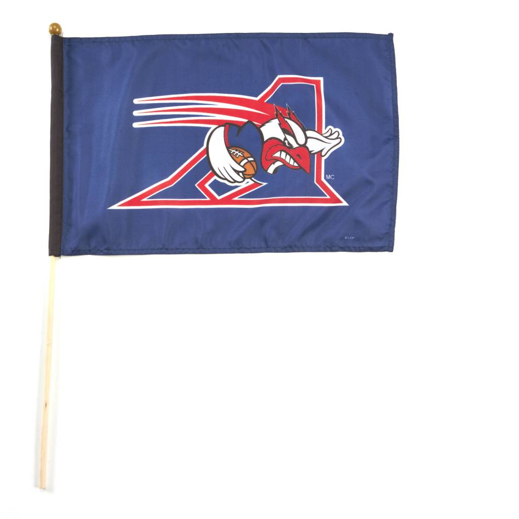 Hunter FLAG ON A STICK - BLUE