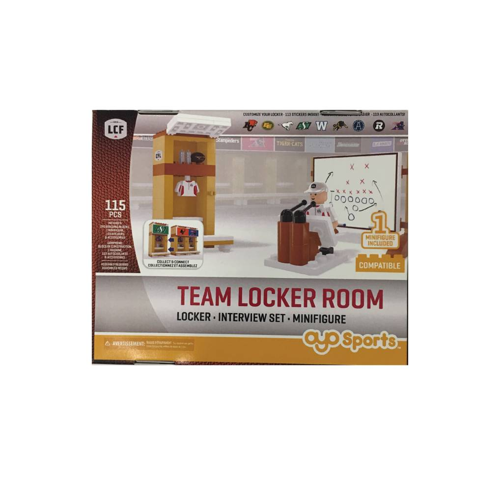 Grosnor LOCKER ROOM