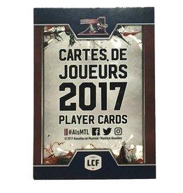 AlsFC CARTES DE JOUEURS 2017