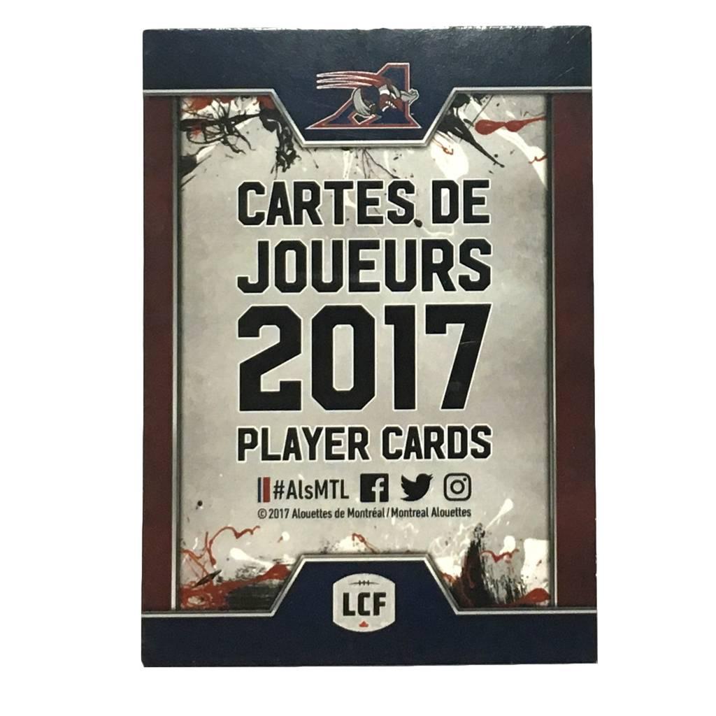 AlsFC 2017 PLAYER CARDS