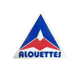AlsFC 2 AUTOCOLLANTS ALOUETTES