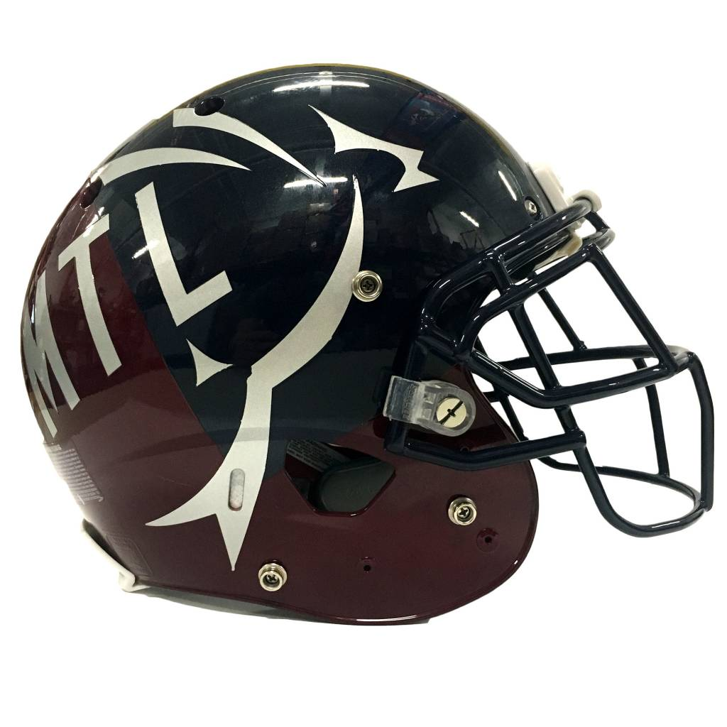 Riddell Sports JACKSON GAME HELMET