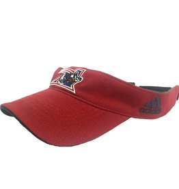 Adidas COACHES VISOR RED
