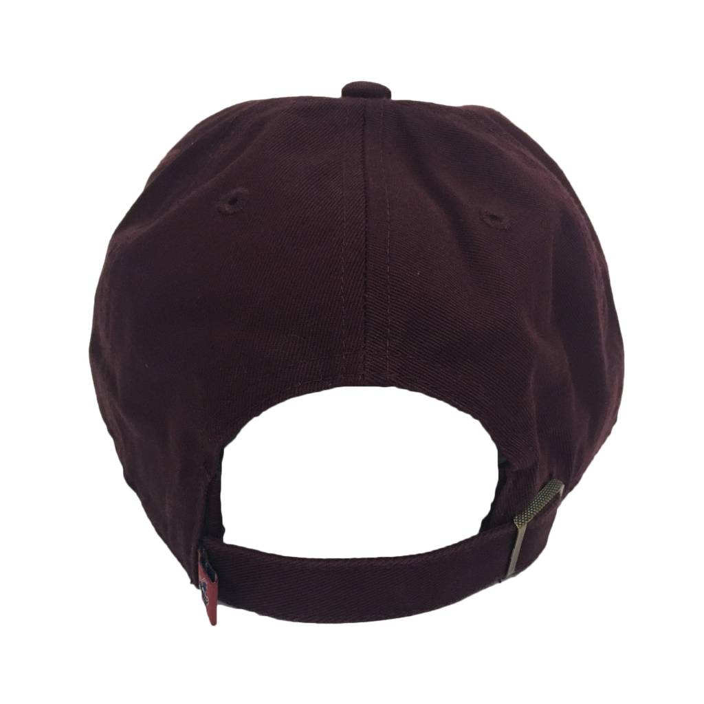 Brand 47 MAROON CLEAN UP HAT