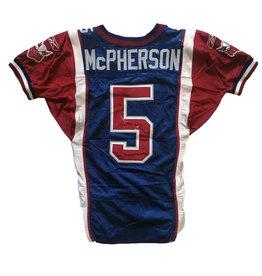 Reebok McPHERSON 2009 GAME JERSEY