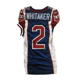Reebok WHITAKER 2009 GAME JERSEY