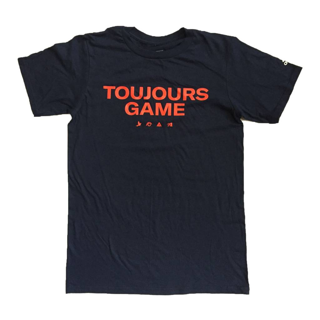 Adidas TOUJOURS GAME SHIRT