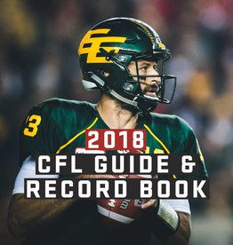2018 CFL GUIDE AND RECORD BOOK