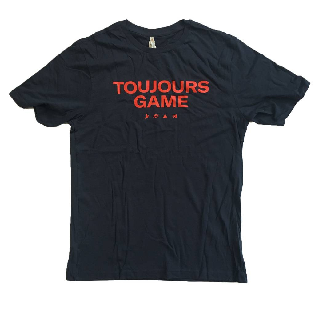 AlsFC CHANDAIL TOUJOURS GAME...