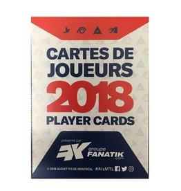 AlsFC CARTES DE JOUEURS 2018