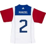Adidas MANZIEL ADIDAS AWAY JERSEY