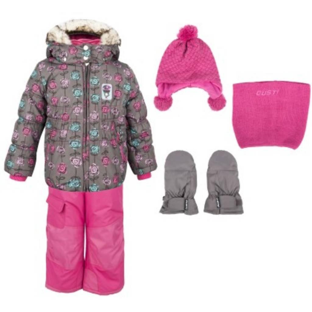 habit de neige gusti fille premium gwg4963 brador hiver magasin brador hiver. Black Bedroom Furniture Sets. Home Design Ideas